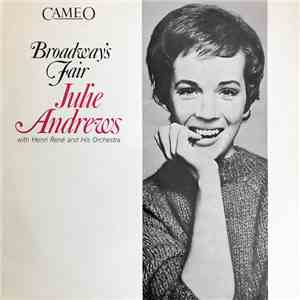 Julie Andrews With Henri René And His Orchestra - Broadway's Fair Julie download free