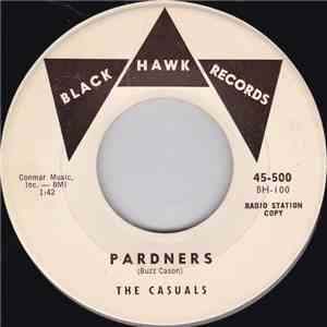 The Casuals  - Pardners / We Go Together download free