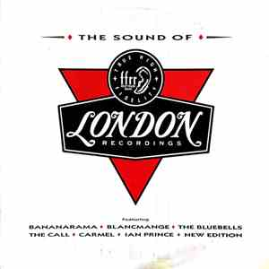 Various - The Sound Of London Recordings download free